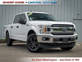2019 Ford F-150  VIN: 1FTEW1E46KFA21554