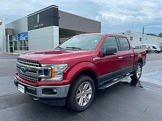 2019 Ford F-150 XLT VIN: 1FTEW1EP0KFA94199