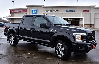2019 Ford F-150  1FTEW1EP0KKE37200 in Mountain Home, ID 1