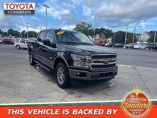 2019 Ford F-150 King Ranch VIN: 1FTEW1E43KFA20829