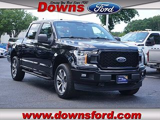 2019 Ford F-150 XL VIN: 1FTEW1EPXKFC23775