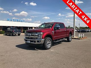 2019 Ford F-250 Lariat VIN: 1FT7W2BT0KEE20850