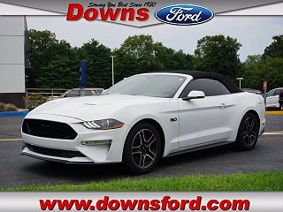 2019 Ford Mustang GT VIN: 1FATP8FF4K5104165
