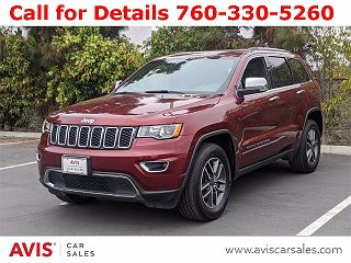 2019 Jeep Grand Cherokee Limited Edition VIN: 1C4RJFBG1KC734665