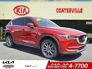 2019 Mazda CX-5 Signature VIN: JM3KFBEY6K0600033