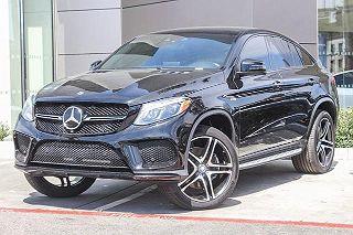 2019 Mercedes-Benz GLE 43 AMG VIN: 4JGED6EB1KA135827
