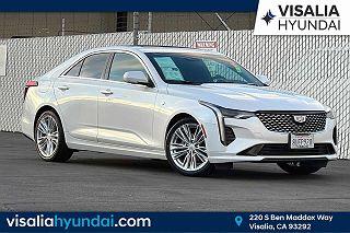 2020 Cadillac CT4 Premium Luxury VIN: 1G6DB5RK5L0141361