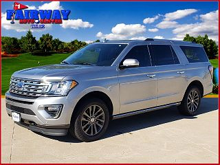 2020 Ford Expedition MAX Limited VIN: 1FMJK2AT9LEA88150