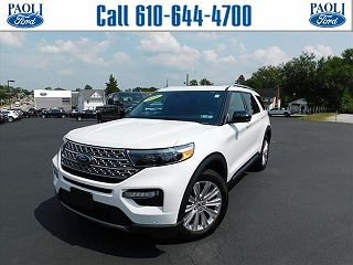 2020 Ford Explorer Limited Edition VIN: 1FMSK8FH5LGB83482