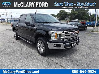 2020 Ford F-150 XLT VIN: 1FTEW1EP2LKF07264