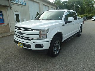 2020 Ford F-150 Lariat VIN: 1FTEW1EP9LKF28578