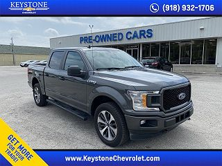 2020 Ford F-150 XL VIN: 1FTEW1EP1LFB51964