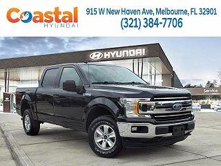 2020 Ford F-150  VIN: 1FTEW1E43LFA51371
