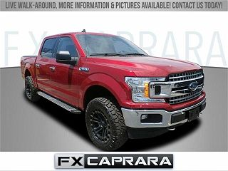 2020 Ford F-150 XLT VIN: 1FTEW1EP7LFC36615