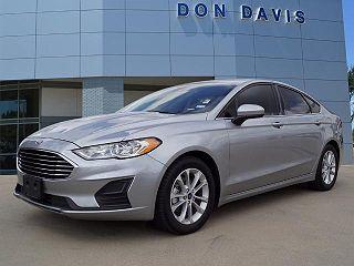 2020 Ford Fusion SE VIN: 3FA6P0HD9LR125750
