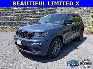 2020 Jeep Grand Cherokee Limited Edition VIN: 1C4RJFBG9LC184486