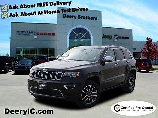 2020 Jeep Grand Cherokee Limited Edition VIN: 1C4RJFBG2LC399689