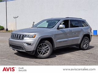 2020 Jeep Grand Cherokee Limited Edition VIN: 1C4RJFBG9LC146997