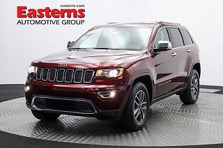 2020 Jeep Grand Cherokee Limited Edition VIN: 1C4RJFBG8LC299998