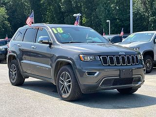 2020 Jeep Grand Cherokee Limited Edition VIN: 1C4RJFBG1LC383368