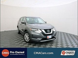2020 Nissan Rogue S VIN: 5N1AT2MT7LC754832