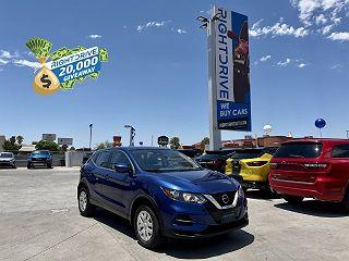 2020 Nissan Rogue Sport S VIN: JN1BJ1CV5LW269375