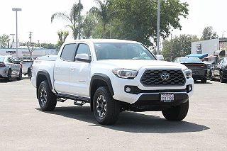 2020 Toyota Tacoma TRD Off Road VIN: 3TMCZ5AN5LM337761