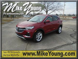 2021 Buick Encore GX Preferred KL4MMBS27MB109592 in Frankenmuth, MI 1
