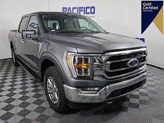 2021 Ford F-150 XLT VIN: 1FTEW1EP4MKD35532