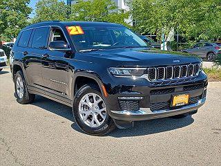 2021 Jeep Grand Cherokee Limited Edition VIN: 1C4RJKBG2M8141170