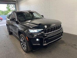 2021 Jeep Grand Cherokee Overland VIN: 1C4RJKDG9M8170579