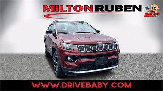 2022 Jeep Compass  VIN: 3C4NJDCB4NT108543